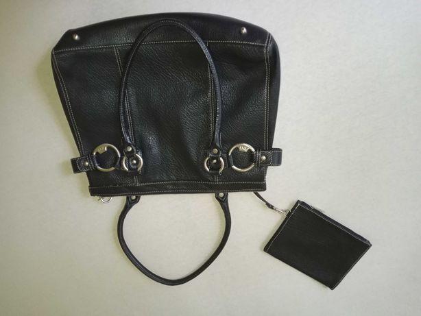 Skórzana torebka/torba  Jones New York