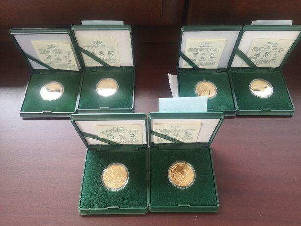ZŁOTA moneta 200zł Pudełko plus certyfikat