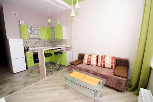 Сдам квартиру Генуезская Гольфстрим. Кухня студия + спальня