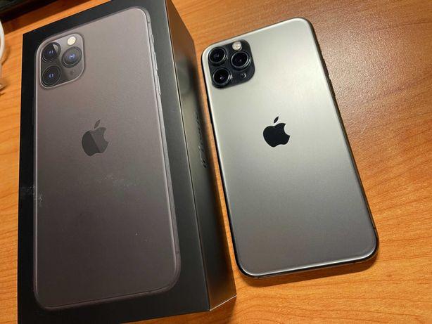 Stan idealny iPhone 11pro 256GB space grey