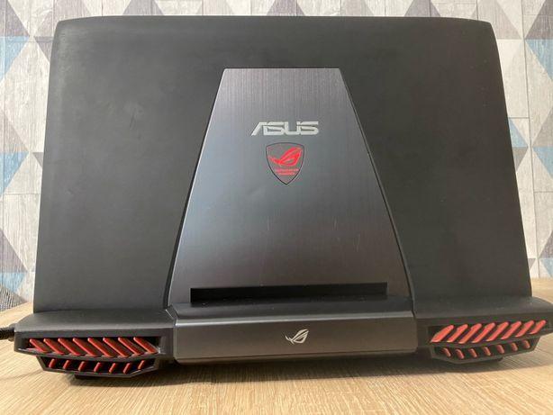 Asus Rog G751JY i7 GTX 980M 4gb Ram 16gb SSD 256gb