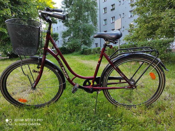 Sprzedam rower, 28 cali damski, sprawny w 100 %