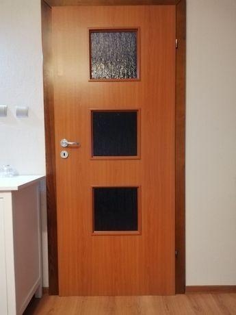 Drzwi pokojowe 80 prawe