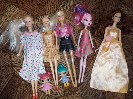Куклы ляльки кукла лялька Барби беременная аксессуары