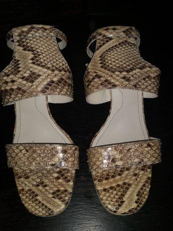 Buty damskie z prawdziwej skóry