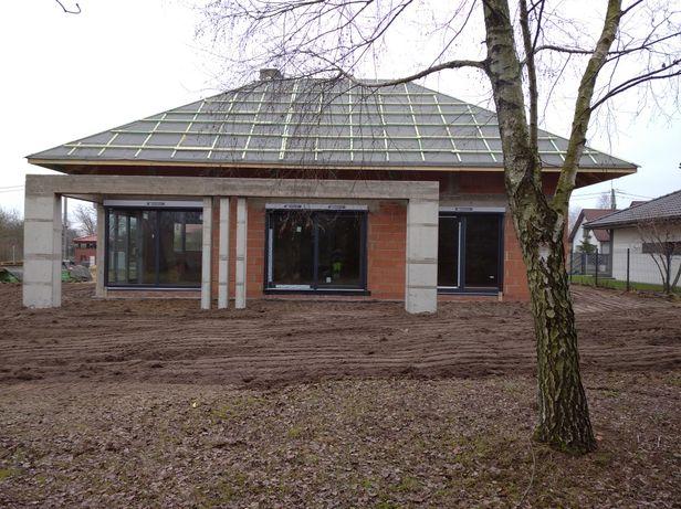 Budowa domów i inne prace budowlane