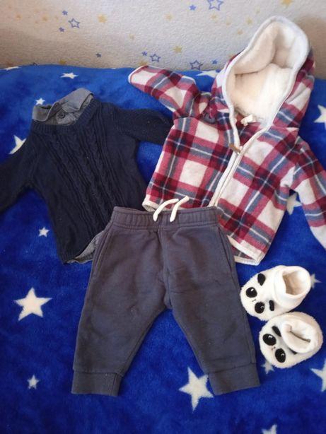 Комплект одежды 0-3 мес