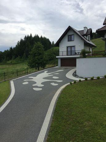 Domek w Bieszczadach - Willa-Ostoya