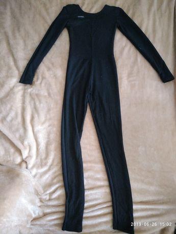 Спортивный комбинезон,комбидрес,костюм для йоги из микрофибры детский