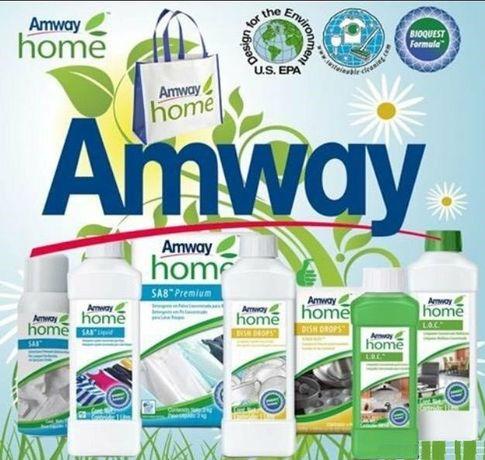 Продукція AMWAY АМВЕЙ в наявності зі знижкою 40%