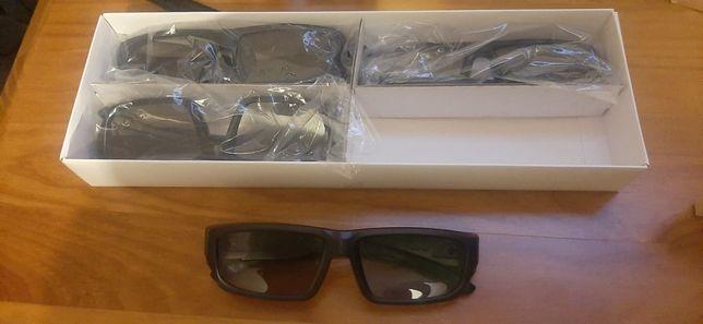 Oculos 3d  para televisao