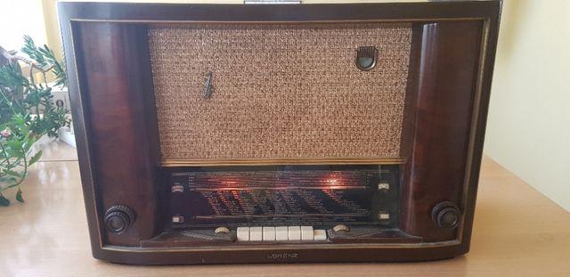 Radio lampowe Lorenz - Nymphenburg