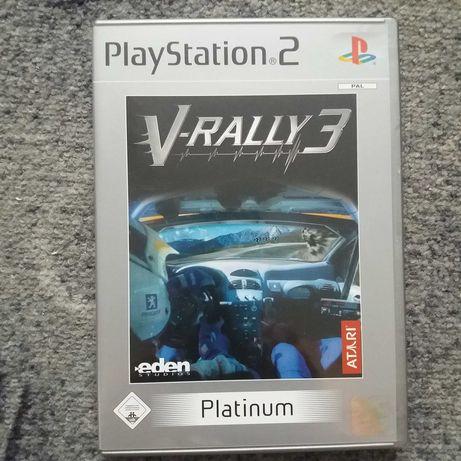 Gra playstation Vrally 3