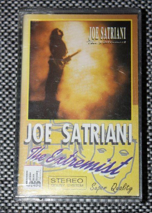 Kaseta magnetofonowa Joe Satriani - The Extremist