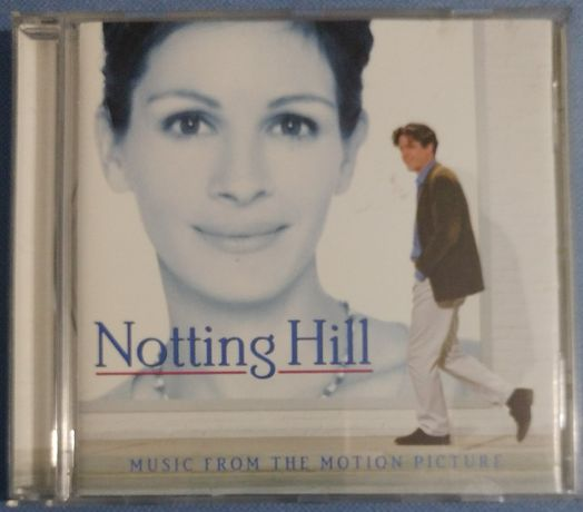 "CD Original ""Notting Hill"" Music from the Motion Picture 1999"