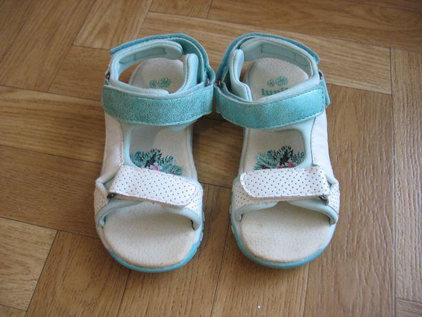 Sandałki Lupilu rozmiar 28 wkładka 17,5 cm sandały