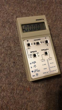 Radiometr, dozymetr, licznik gaigera, Polaron, pripat