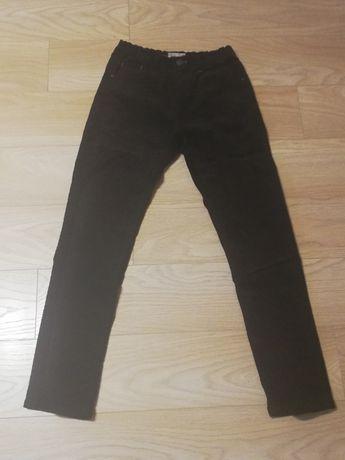 Spodnie sztruksy ZARA chłopięce rozm. 152 stan idealny eleganckie