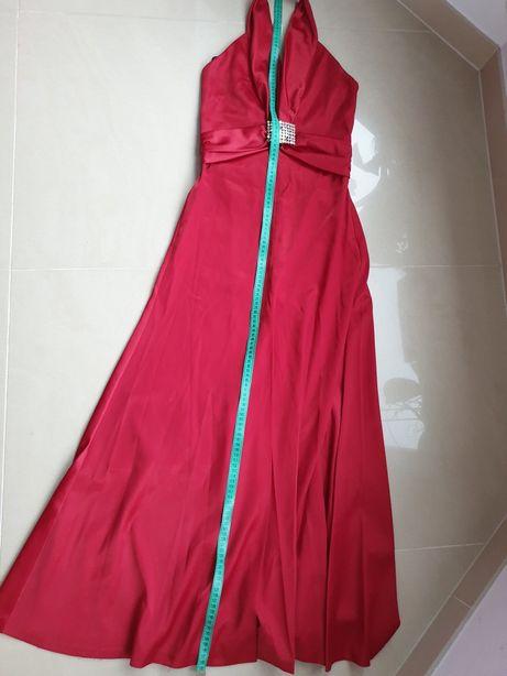 Suknia sukienka czerwona r. 38/M