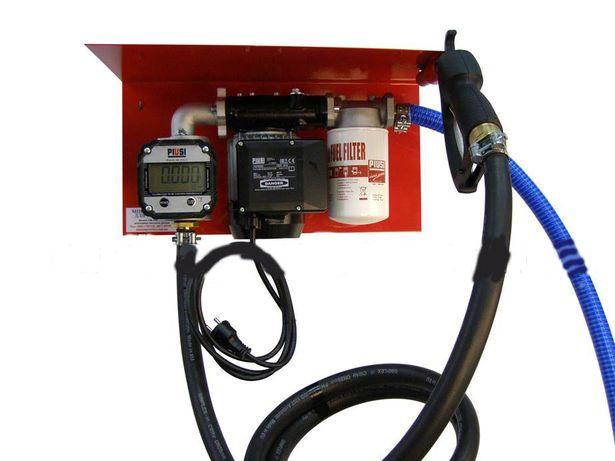 Мини АЗС 220 Вольт 56 л/мин с электронным счетчиком К600