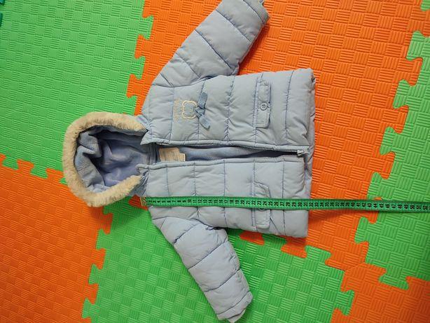 Зимняя курточка на мальчика