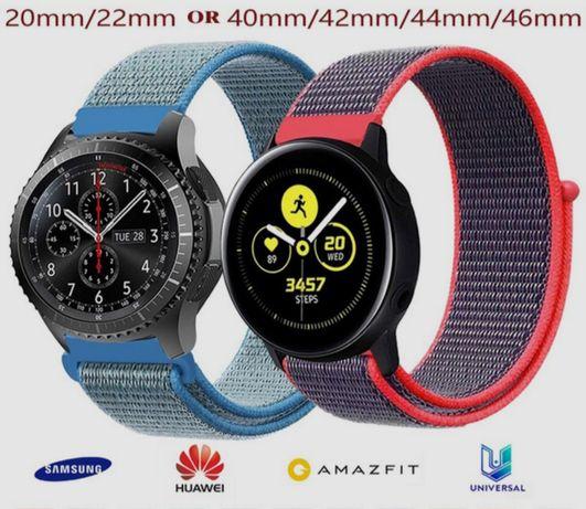 Pulseira Relógio 22mm velcro AmazFit Pace