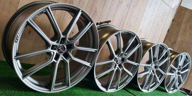 NOWE FELGI Aluminiowe do Skoda 20x5x112
