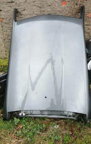 Peugeot 208 dach długie słupki