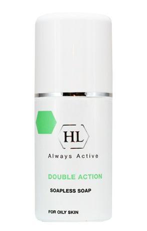 Ихтиоловое мыло (DOUBLE ACTION SOAPLESS SOAP) Holy Land распив