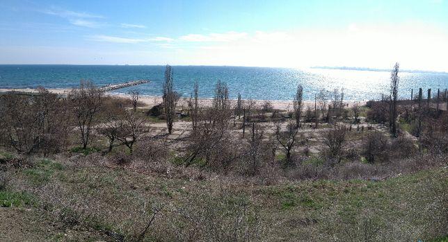 Продам участок 1,17 га в Одессе на берегу моря.