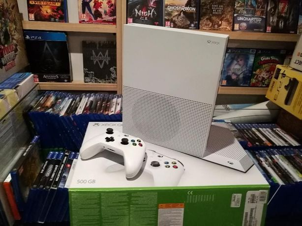 Xbox One Konsola Slim 500 GB
