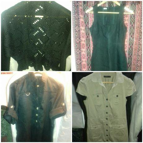 Bolero + vestidos da Filó, Zara e Atmosphere S. Calças CTF