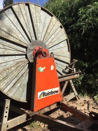 Maquina de rega pivot