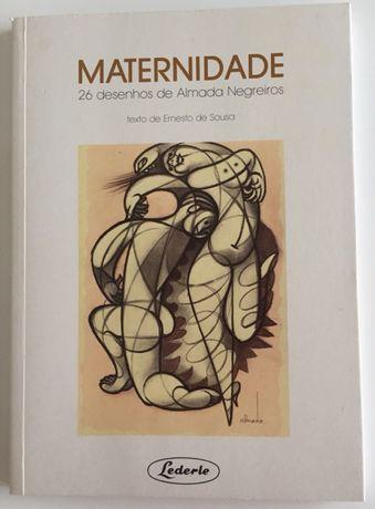Maternidade - desenhos de Almada Negreiros