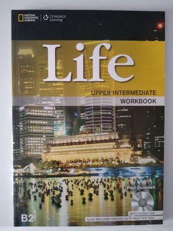 Пособие Life Upper Intermediate для изучения английского языка