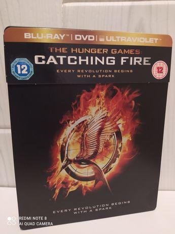 Film Blu-ray Igrzyska śmierci W pierścieniu ognia steelbook