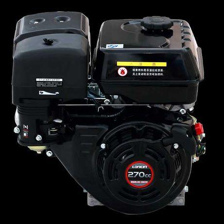 Silnik LONCIN G270 - zamiennik GX270 - ZAGĘSZCZARKA