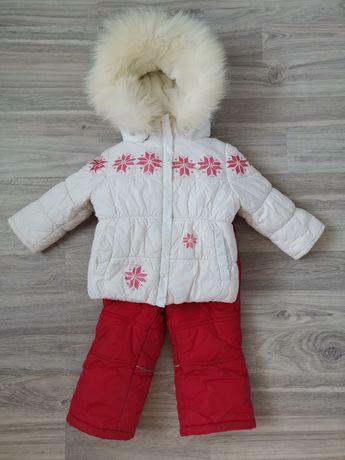 Зимний костюм, курточка, комбінезон Danilo
