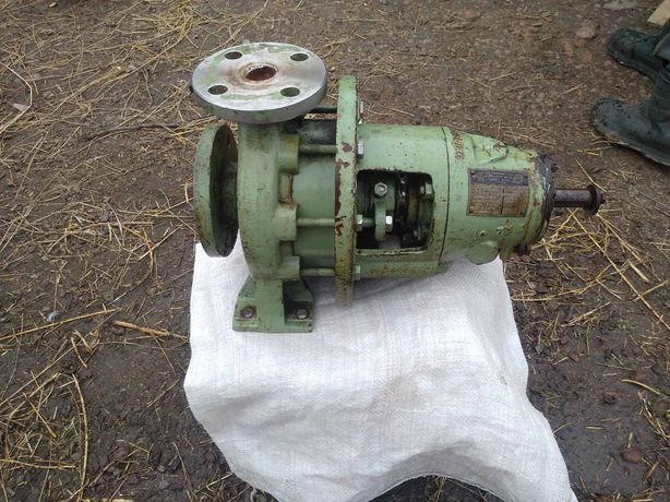 Водяной насос (помпа) 4 кВт, 2800 об.,немецкий, рабочий.