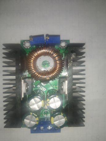 DC DC регулятор напряжения и тока