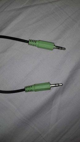 АУКС Аудио кабель AUX mini jack 3.5 - mini jack 3.5 (1.8м)