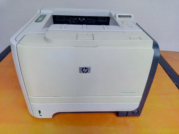 Drukarka laserowa HP Laserjet P2055dn, duplex, sieć, nowy toner.
