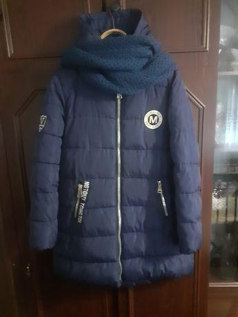 Курточка з хамутом нова