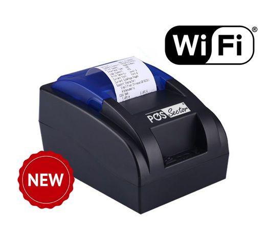 WiFi pos принтер чеков 58 мм планшет Андроид, чековый принтер