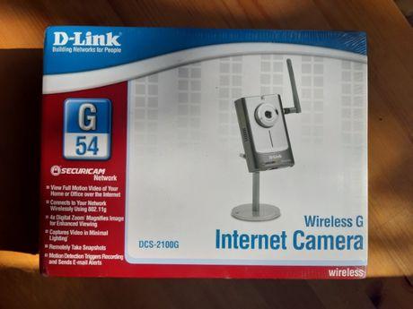 Нова Інтернет WiFi IP камера D-Link DCS -2100G WiFi IP відео-нагляд
