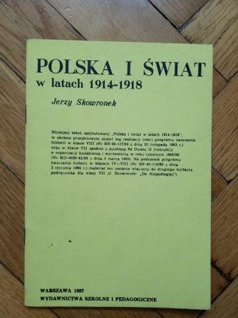 Polska i świat w latach . Jerzy Skowronek