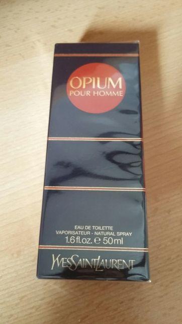 Yves Saint Laurent - Opium Pour Homme - woda toaletowa - 50 ml - NOWA