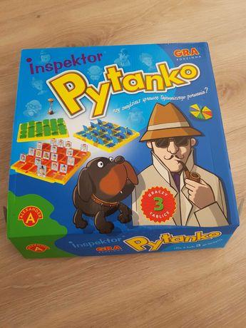 Gra ispektor Pytanko
