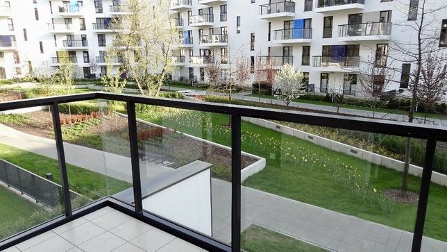 2 pokoje/Zielony Żoliborz/ balkon/garaż