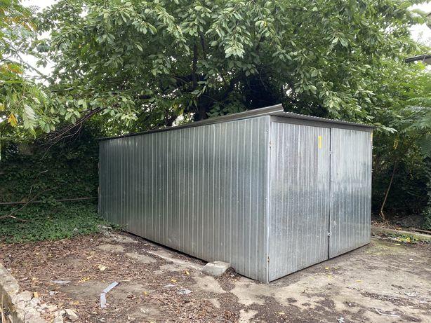 Garaż blaszany 4x6 uzywany